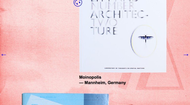 Moinopolis –  Laboratory of Thoughts on  Spatial Matters News